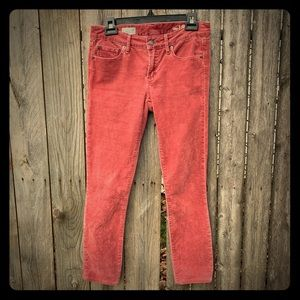 5/$10 Gap 1969 Pink Corduroy Pants